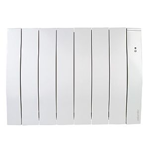 Atlantic Galapagos Wi-Fi White AH500612 1250 Watts  Elevtric Radiator 12 Elements