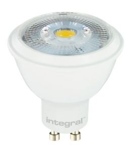 GU10 Glass 5.8W (50W) 4000K 420lm Dimmable Lamp