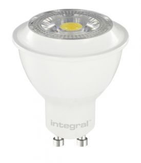 GU10 Glass 5.8W (50W) 2700K 390lm Dimmable Lamp