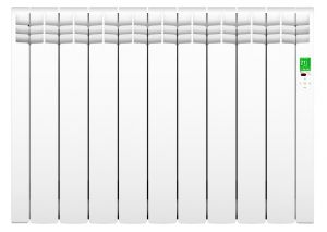 Rointe D Series DIW0990RAD Wi-Fi White  990 Watts Electric Radiator 9 Elements