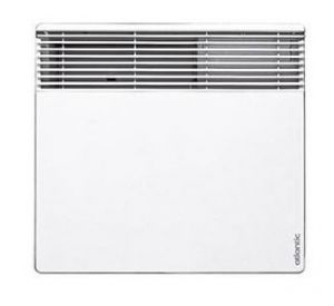 Atlantic F127 AH500104 1500 Watts White Programmable Convector Panel Heater