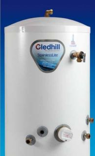 Gledhill Unvented Indirect Water Heater 120L