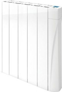 Osily 750 Watts OSDR750 Ceramic Core White Electric Radiator Digital Programmable Thermostat