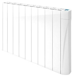 Osily 1500 Watts  OSDR1500 Ceramic Core White Electric Radiator Digital Programmable Thermostat