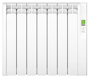 Rointe Kyros  KRI0770RAD3 White 770 Watts  Electric Radiator 7 Elements