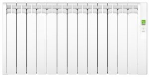 Rointe Kyros  KRI01430RAD3 White 1430 Watts  Electric Radiator 13 Elements