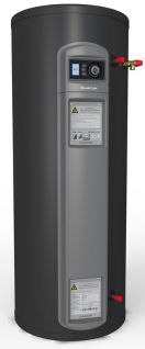 Dimplex Quantum QWCd300-580RF Unvented Hot Water Cylinder Wifi Ready 300 Litres - Black