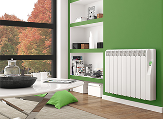 Rointe D-Series-Radiator-Green-Vision