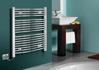 dimplex towel rails