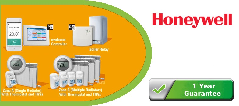 Honeywell Evo home mini banner
