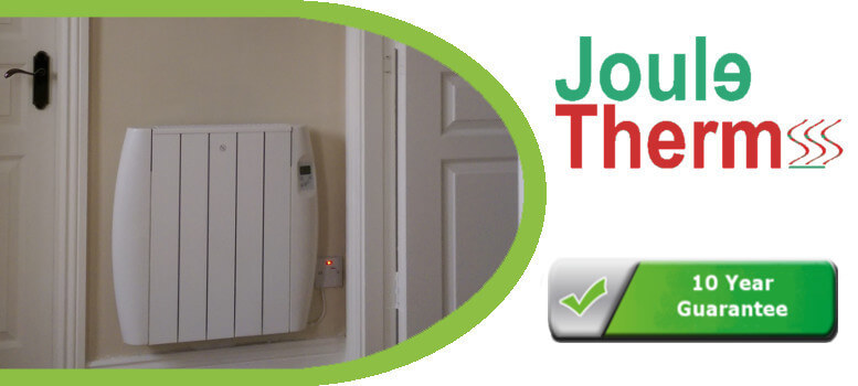 joule therm radiator product banner